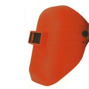 Шлем с околожка с фиксирано стъкло