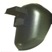 Шлем с околожка и повдигащ се екран