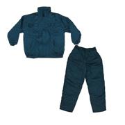 Ватиран комплект яке и панталон